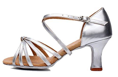 TDA - Strap alla caviglia donna 7cm Silver