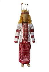 KFD Mizoram Indian State Traditional wear Girl Costumes & fancy dress for kids