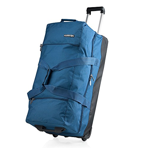 Carry On Reisekoffer (CarryOn Daily Double Loader Wieltas Blue)
