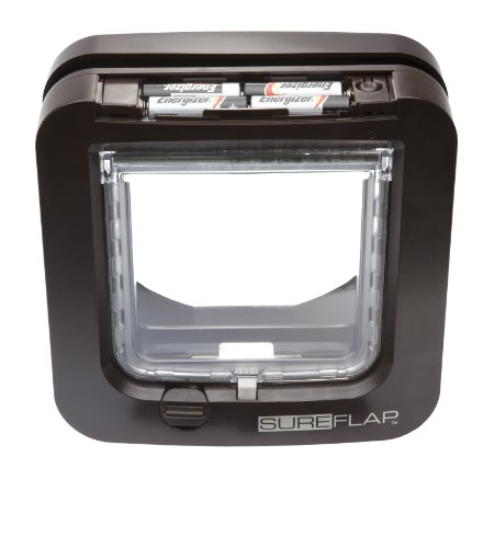 SureFlap Microchip Cat Flap – Brown