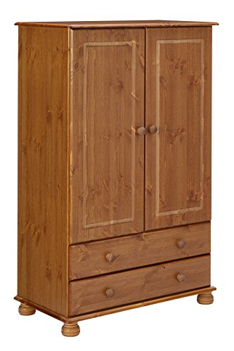 Steens richmond-pine wardrobe