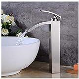 Home Küche Bad Wasserhahn Waschbecken Tapsbronze Bad Wasserhahn Hoch Einhebelmischer Wasser Ta P