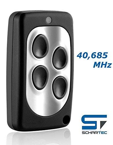 Handsender für Dickert 40,685 MHz ersetzt MAHS40-01 - MAHS40-04 und AHS40. Funk Fernbedienung 40.685 MHz
