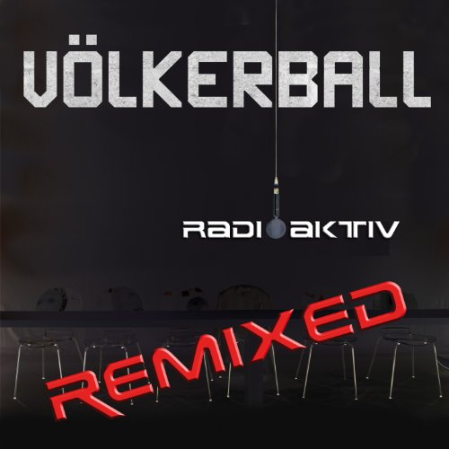 Radioaktiv Remixes Maxi CD, 4 Remixes & Albumversion in Cover-Stecktasche