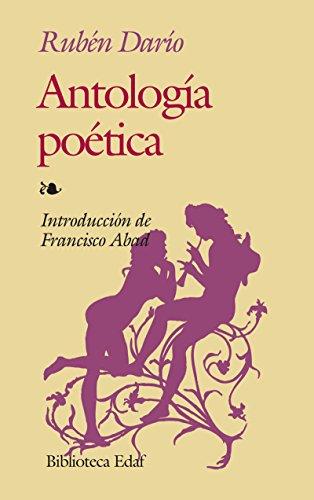 Antologia Poetica-Dario R. (Biblioteca Edaf)