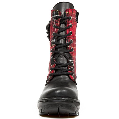 New Rock M.NEOTYRE07T-S1 Red Black