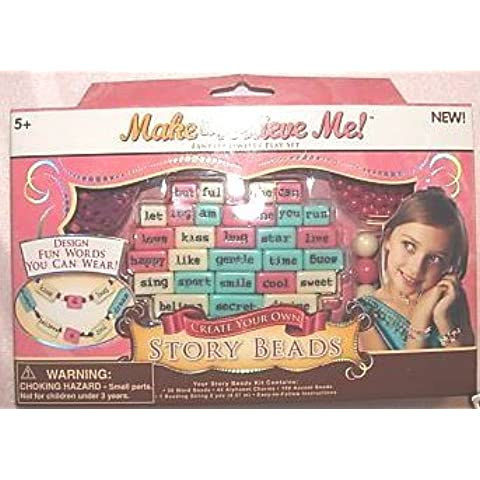 Make and Believe It Fantasy Jewelry Kit by Make and Believe Me