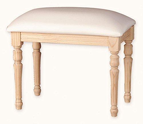 Muebles Natural - Banqueta con asiento...