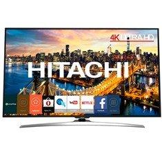 Téléviseur HITACHI de 55' 4K / Smart TV/Bluetooth WiFi/HDMI x3 / USB x2