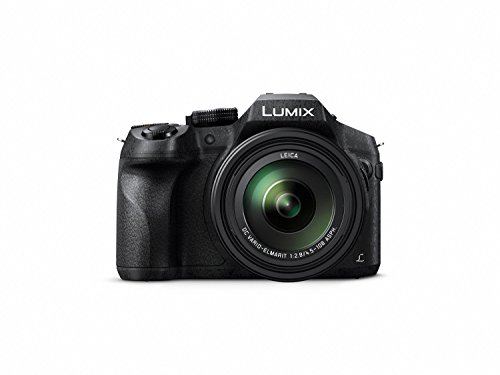 Panasonic LUMIX DMC-FZ300K 4K, Point and Shoot Camera with Leica DC Lens 24X Zoom (Black) (International Model) No Warranty  available at amazon for Rs.66999