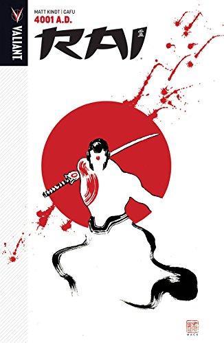 Rai Volume 4: 4001 A.D. (Rai Volume 2 Battle for New Ja)