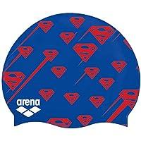 arna Super Hero Jr Gorro Azul/Rojo Superman, Color Azul/Rojo, tamaño Talla única