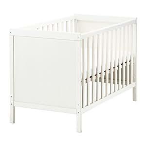ikea sundvik babybett in wei k che haushalt. Black Bedroom Furniture Sets. Home Design Ideas