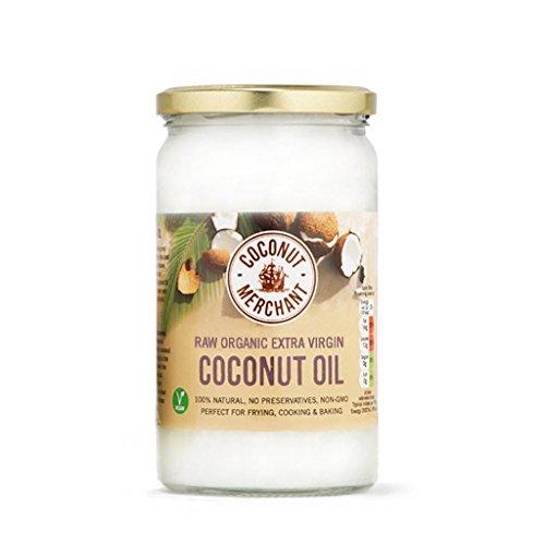 Coco Merchant Organic Raw aceite de coco virgen extra 1litro