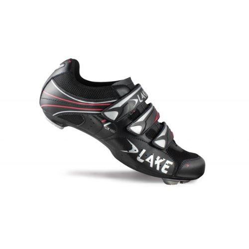 Lake Cx 160 Chaussures De Cyclisme Noir