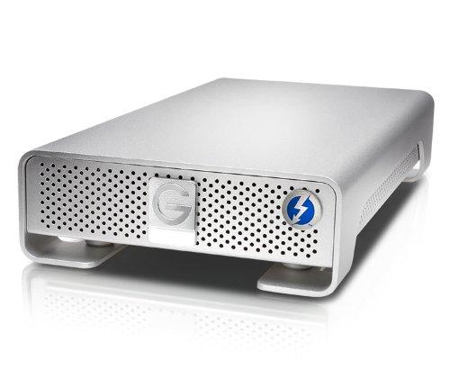 4TB G-DRIVE mit Thunderbolt (mit USB 3.0) Externe Festplatte (Pro Refurbished Mac Desktop)