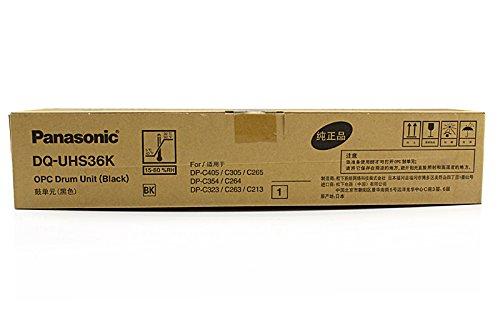 Preisvergleich Produktbild Panasonic DQUHN36K DPC262 OPC Z Toner,  39.000 Seiten,  schwarz