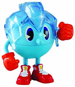 PacMan - Figura fantasmi di cattura: Ice PacMan (Bandai 38932)