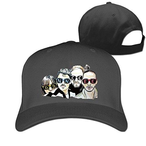 hittings-dnce-pop-band-truck-caps-cool-men-women-cap-black-5-colors-black