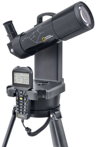 National Geographic Automatic 70/350 Telescopio