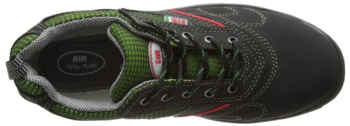 Sir Safety Yucon Shoe, chaussures mixte adulte Gris - Green/Grey