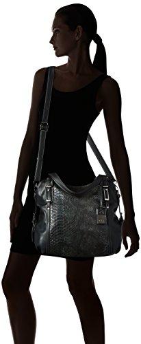 Gabor Vera 7557 Damen Shopper 40x31x15 Cm (bxhxt) Schwarz (schwarz 60)