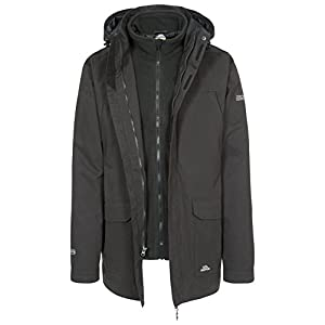 trespass men's 3-in-1 tp75 bryson jacket