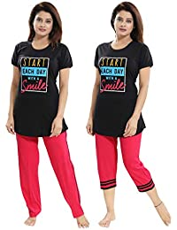 Cotton Women s Pyjama Sets  Buy Cotton Women s Pyjama Sets online at ... 09bfb10cb