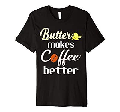 Keto Bulletproof Coffee Shirt from Keto Gain X