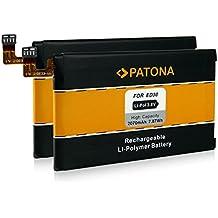 2x PATONA Bateria ED30 ED-30 para Motorola G XT1031 XT1032 XT1033
