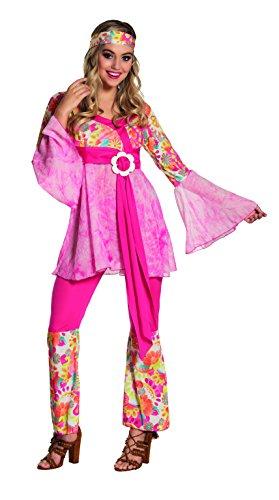 Boland 83517 Karnevalskostüm, pink, 40/42