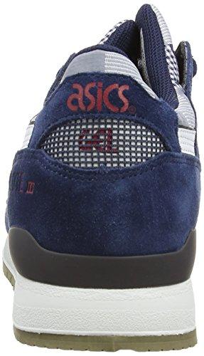 Asics Gel-Lyte III, Scarpe Sportive, Donna Navy/White 5001