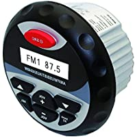 Imperméable RV Marine Bateau Radio Audio Stéréo pour moto Bluetooth Lecteur mp3 de voiture RZR Chariot de golf Récepteur audio UTV son système