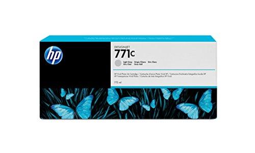 Preisvergleich Produktbild HP 771C Hellgrau Original Druckerpatrone mit hoher Reichweite (775 ml) für HP DesignJet