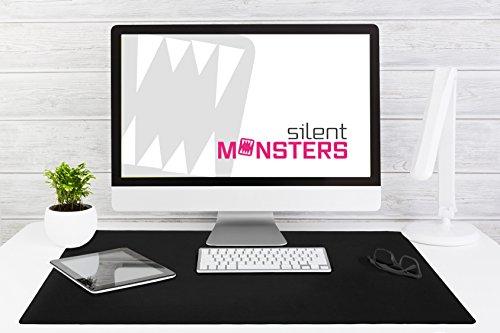 Silent Monsters Alfombrilla ratón Ordenador tamaño