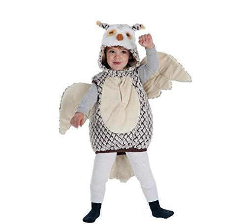 LLOPIS - Disfraz Infantil búho Lux (3-4 años
