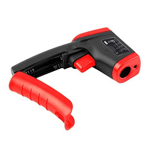 Janly Haushalts Werkzeuge,Portabel Nicht Kontakt LCD IR Infrarot Digital Temperatur Thermometer Pistole Wand Ir Ziel