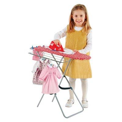 Preisvergleich Produktbild giocheria RDF50467 lustig home hausarbeit achse bügelbrett, wäscheständer aus metall