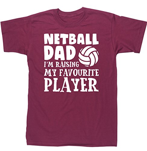 hippowarehouse-netball-dad-im-raising-my-favourite-player-unisex-short-sleeve-t-shirt