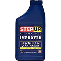 Step Up Motor Oil Improver Next Generation formula-treatment to stop Oil Loss