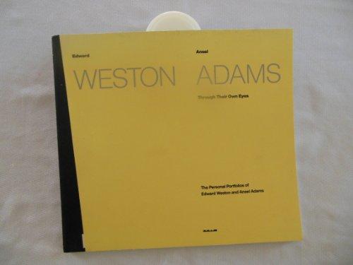 Ansel Adams-portfolio (Through Their Own Eyes: The Personal Portfolios of Edward Weston and Ansel Adams)