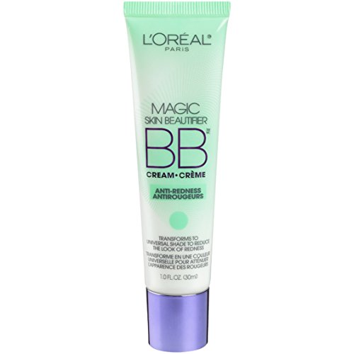 L'oreal Paris Magic Skin Beautifier Bb Cream, Anti-redness, 1 Fluid Ounce by L'Oreal Paris