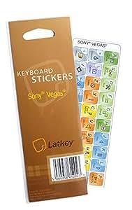 Keyboard Shortcuts for Sony Vegas (Hokeys on Video Editing Keyboard)