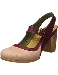 El Naturalista N5021 Ibon Kuna, Zapatos de tacón con Punta Cerrada para Mujer