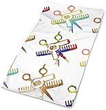 Pañuelo deportivo transpirable para la cabeza, para pesca, senderismo, correr, ciclismo, multifuncional, tijeras, peinetas, peluquería, bufanda