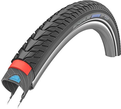 Schwalbe Unisex- Erwachsene Marathon GT Tour HS485 Reifen, schwarz, 28x1.50 Zoll