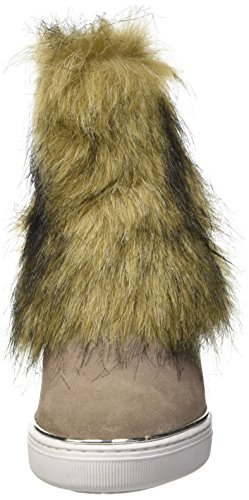 Guess Fanny, boots compensées femme Beige (Taupe)