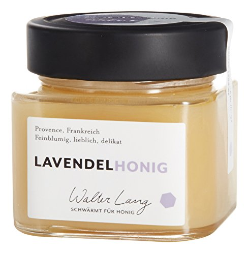 Lavendelhonig von Walter Lang, 275g