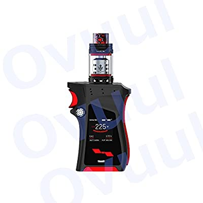 Authentisch (Right Hand ) SMOK Mag Kit Kein Nikotin 225W Mod mit 2ml TFV12 Prince Tank von Ovuul