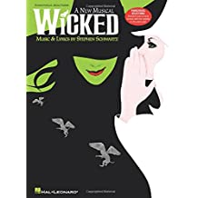 Wicked Vocal Selections Pvg: Noten für Gesang, Klavier, Gitarre: A New Musical for Piano, Voice and Guitar